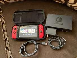 Nintendo SWITCH edicion mario ODYSSEY. progr4m4bl3