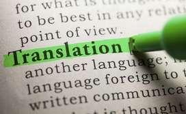 Profesional de Inglés Traducción, Corrección/Revisión y Clases