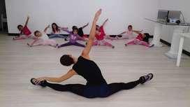 Escuela de ballet chicky dance tiene cursos virtuales y presenciales