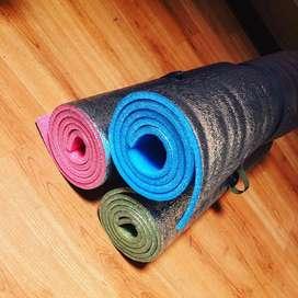 Tapete para hacer ejercicio