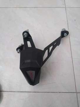 Slider izquierdo para NS 200 color negro