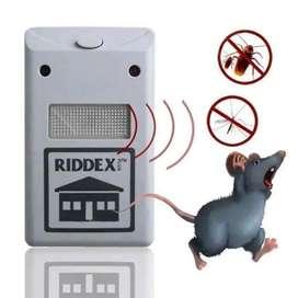Riddex plus - espanta roedores y cucarachas