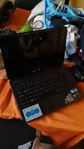 Laptop en muy buen estado