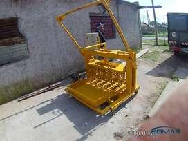 Máquina Bloquera BPS-4000