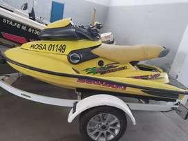Vendo Moto de Agua Sea Doo Xp 800