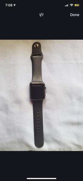 Vendo apple watch series 1, de 38mm