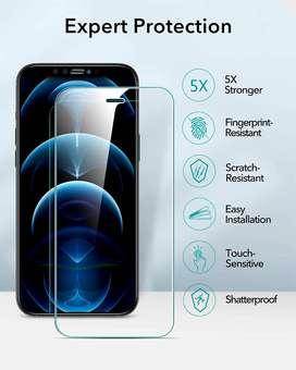 Glass Plano Protector pantalla para Iphone 12 mini 12Pro 12ProMax