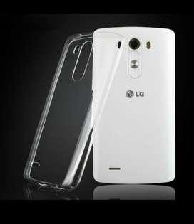 Case Transparente para Celular Lg G2