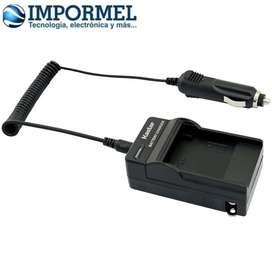 Cargador Camara Panasonic Lumix Dmc-fx10gk Fx12 Fx50 Fx100