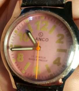 Vendo cambio permuto   reloj LANCO  DE CUERDA  SIUIZO