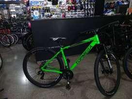 Bicicleta Top Mega Sunshine - Rodado 29