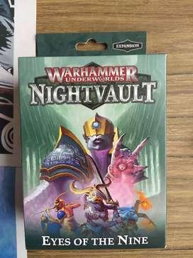 Warhammer underword ojo de los nueve