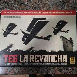 Juego de Mesa Teg La Revancha Nuevo