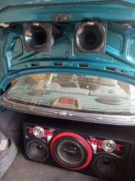 Vendo sonido para carro en buen estado