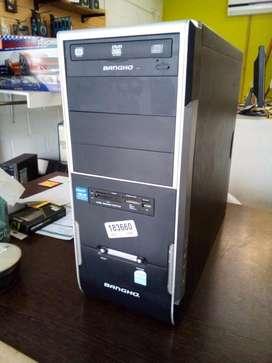 CPU 1GB DDR-2 HD-160 GB (C/GARANTIA)