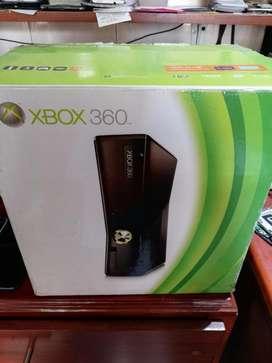 Xbox 360 Slim 3.0. Como Nueva