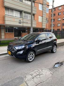 Vendo Ford New Ecosport Titanium, como nueva