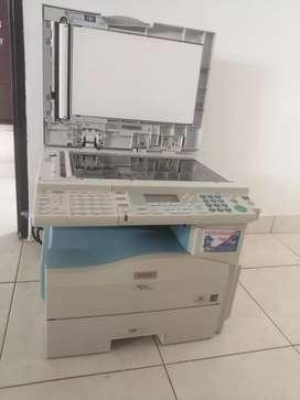 Impresora Ricoh mp 201