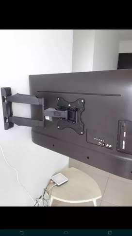 Bases para tv fijas y movibles