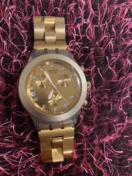 Reloj swatch irony v8