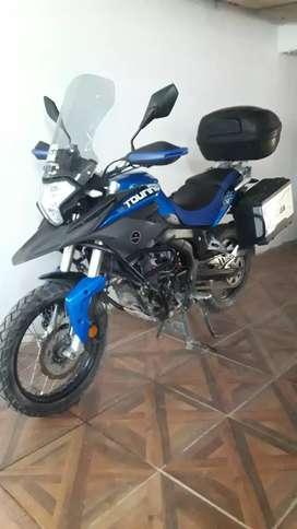 Vendo corven touring 250cc