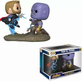 Funko Pop Thor Vs Thanos