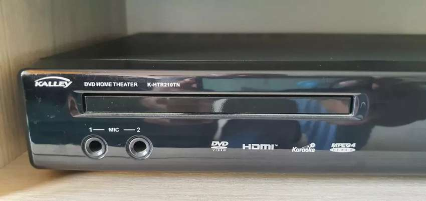 DVD HOME THEATER 0