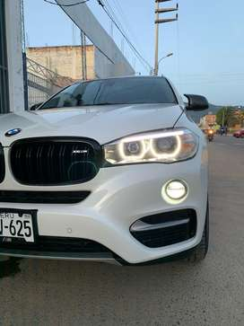 Bmw X6 full Paquete M