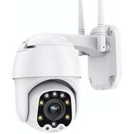 Cámara de Seguridad IP 1080P WiFi Audio Bidireccional