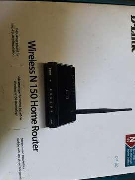 Router Wifi D-link Dir600 Nuevo sin Uso