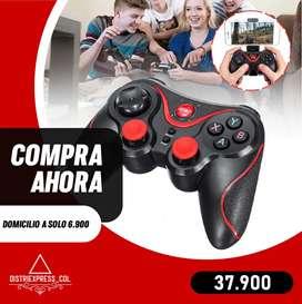 CONTROL GAMEPACK X7