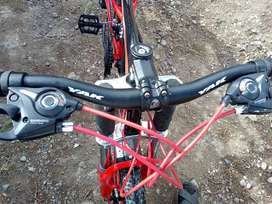 bicicleta nueva 10/10