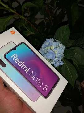 Xiaomi redmi note 8 NUEVO!
