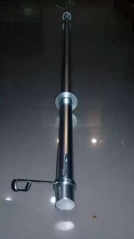 Barra 1.70 maciza (30 mm)Nueva