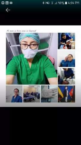 Sercios de Enfermeria las 24 horas