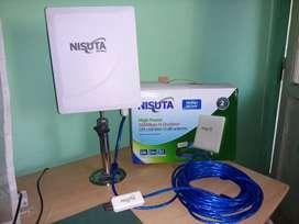 Vendo panel wifi nisuta sin uso