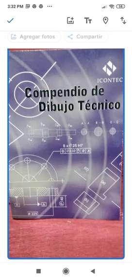 Libro Compendio de Dibujo Técnico