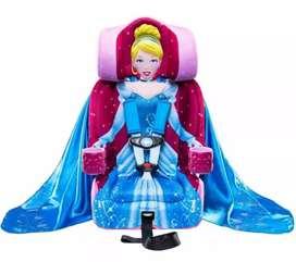 Silla para carro princesa