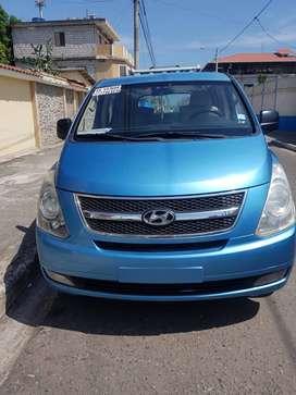 Furgoneta Hyundai 2011