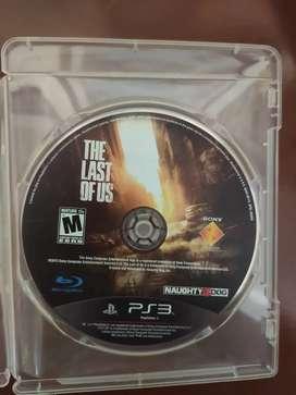 Excelente juego The Last Of Us