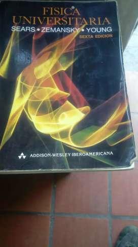 Vendo libro de fisica