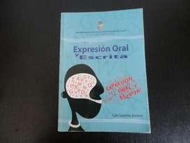 Libro Expresion Oral Y Escrita (USADO)