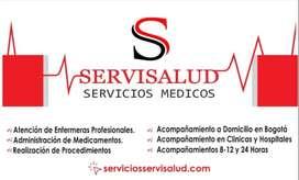 Servicios Domiciliarios de enfermeria