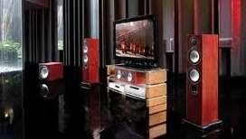 reparación tv, equipos de sonido, parlantes, micro componente , teatro en casa, dvd, blu ray, reproductores, etc