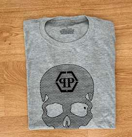 Camiseta philipp plein algodon