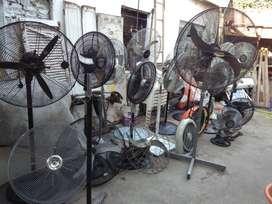 ventiladores de pie y industriales usados