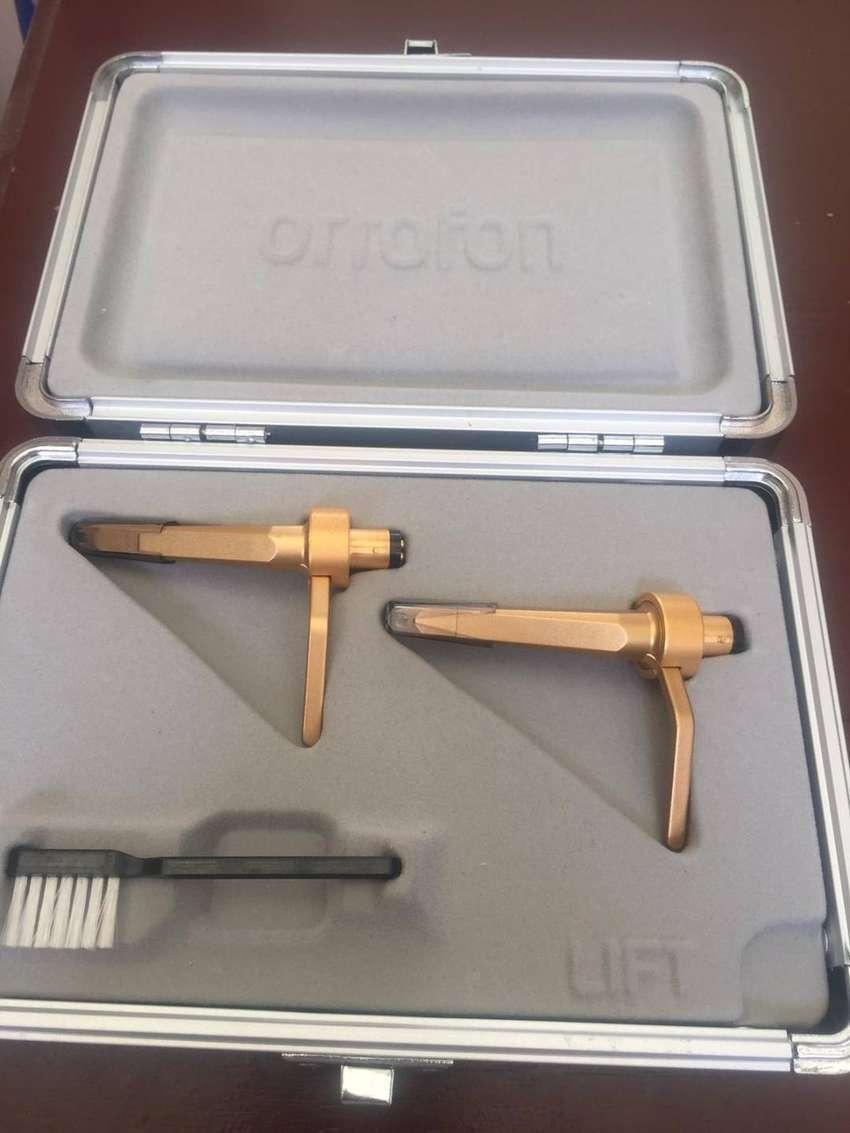 Pack de cartuchos Ortofon Concorde Gold - Edición limitada 0