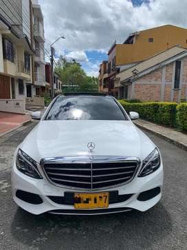 Mercedes benz c200 Exclusive