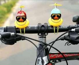 Patos con gafas