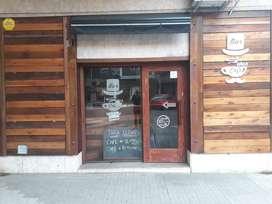 fondo de comercio: bar americano, en funcionamiento
